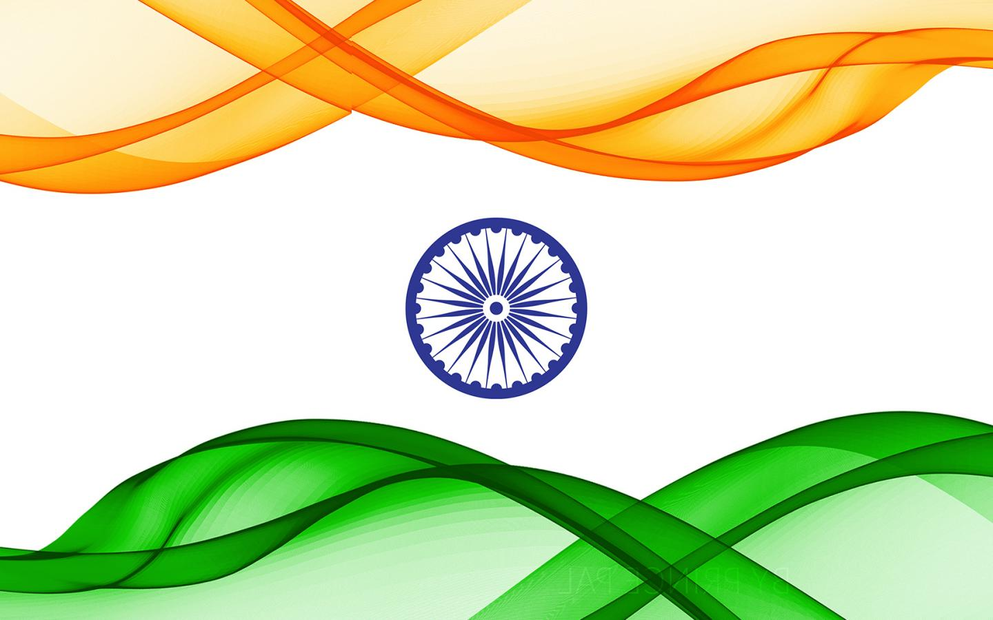 India Flag Hd Art: Indian Flag Art For Independence Day Celebration
