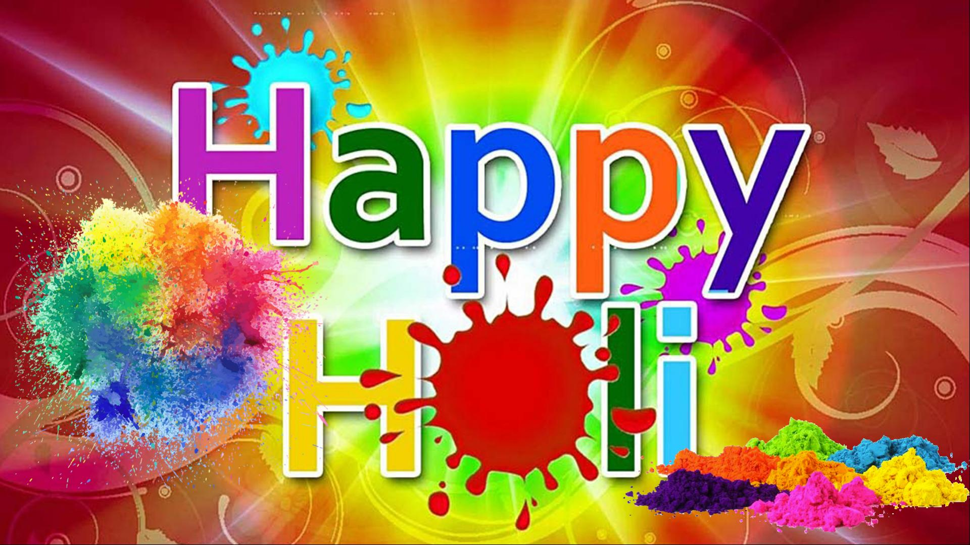 Holi Color Powder Wallpaper For Party Background Hd Wallpapers