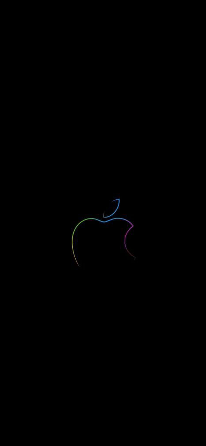 10 Alternative Wallpapers For Apple Iphone 11 01 Dark Background And Logo Hd Wallpapers Wallpapers Download High Resolution Wallpapers