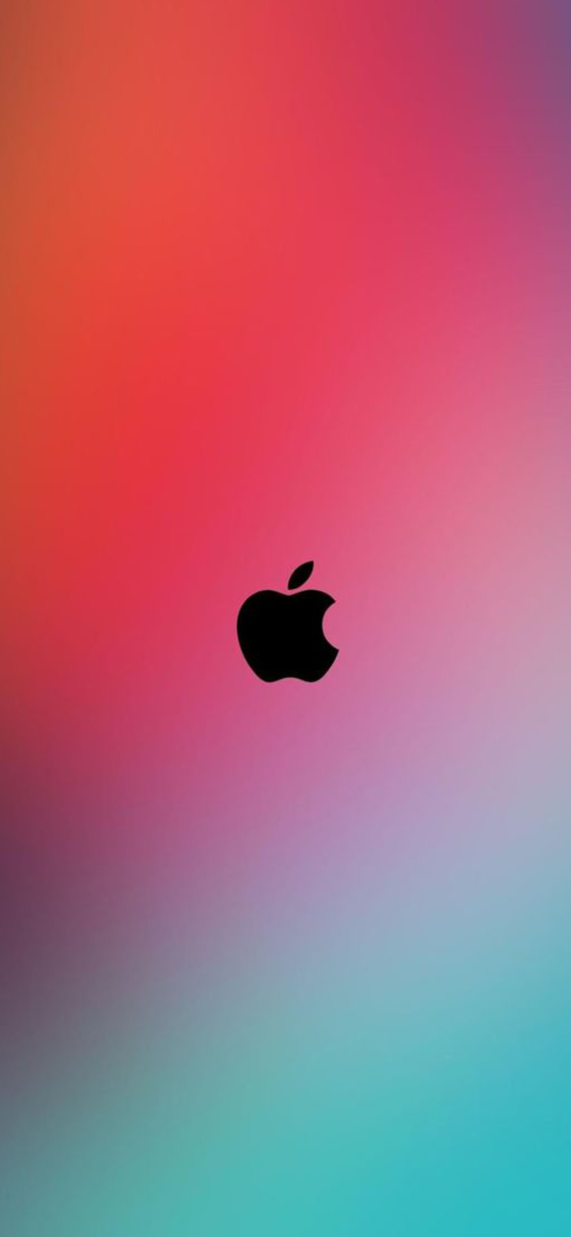 10 Alternative Wallpapers For Apple Iphone 11 03 Simple Colorful Background With Logo Hd Wallpapers Wallpapers Download High Resolution Wallpapers