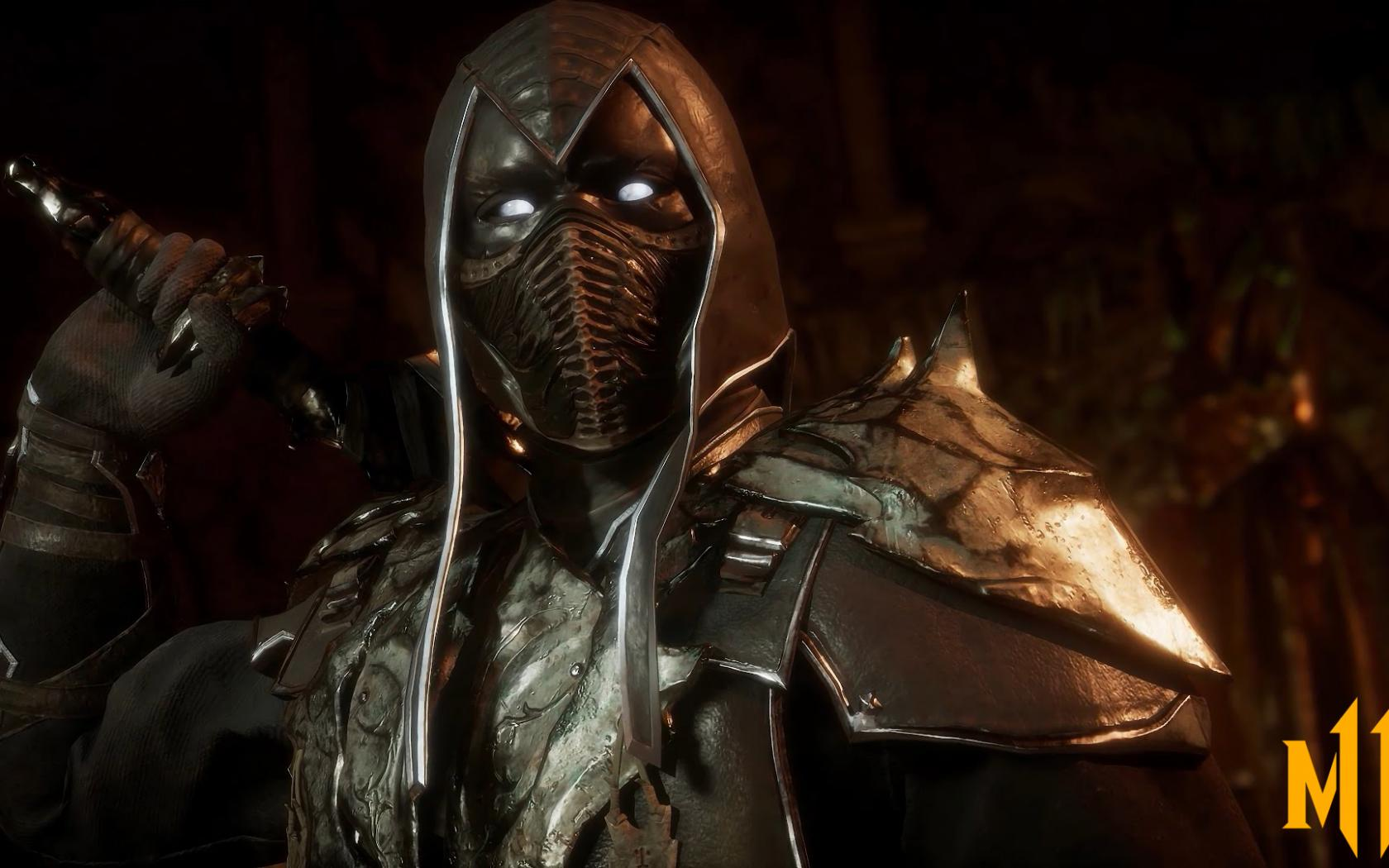 Mortal Kombat 11 Characters Wallpapers 26 0f 31 Noob Saibot Hd