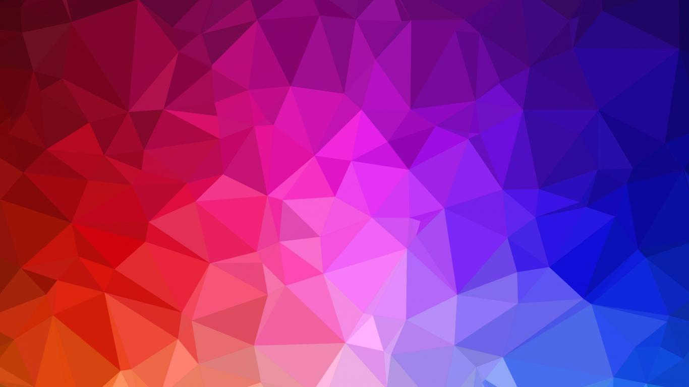 Geometric Colorful Pattern With 2560x1600 Pixels For