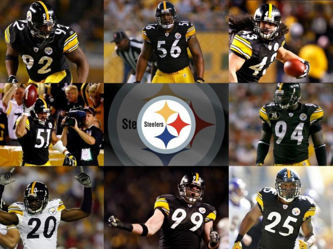 steelers famous players