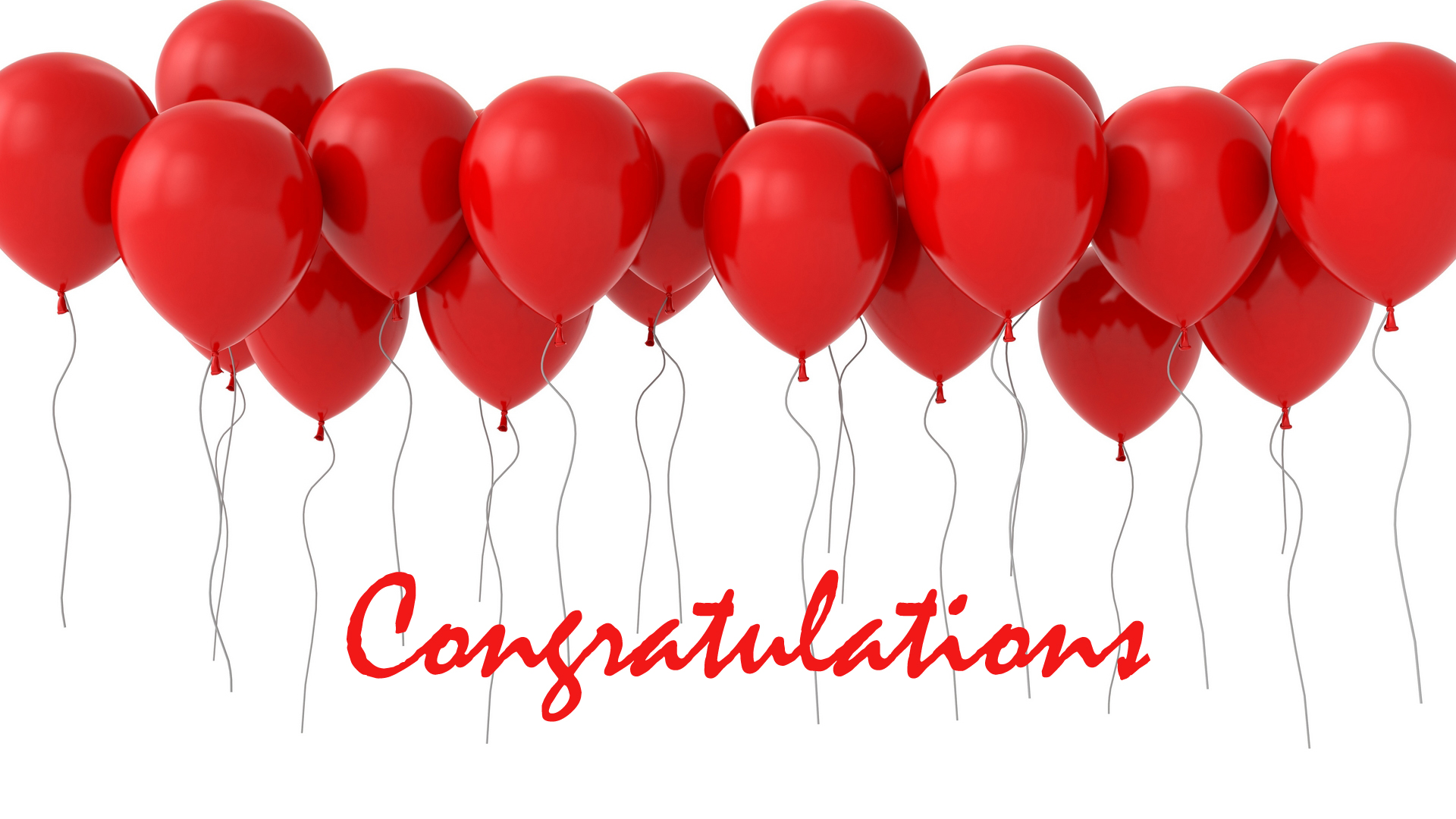 Congratulation Images Free With Balloons Hd Wallpapers