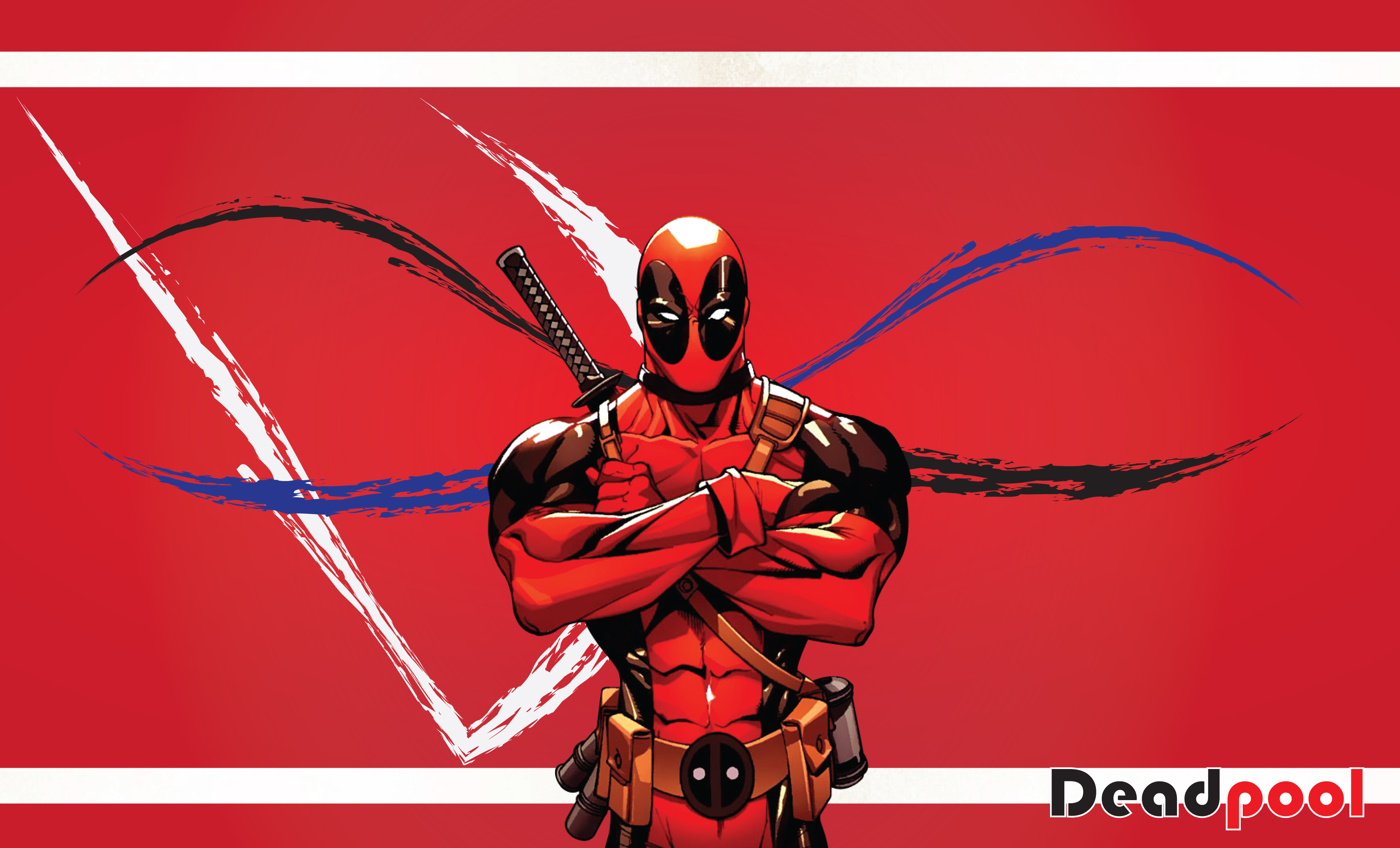 Cool wallpaper with deadpool cartoon character 27 pics - Cartoon character wallpaper ...