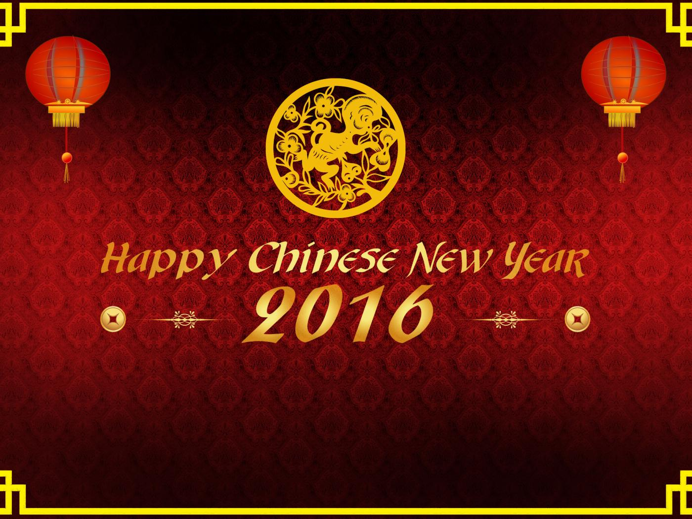 chinese new year 2016 wallpaper year of monkey hd