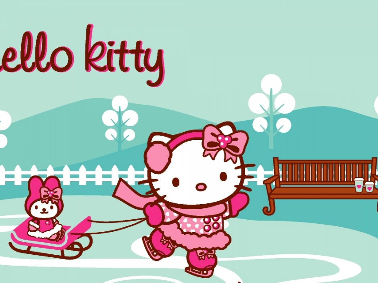 Picture of Hello Kitty Wallpaper