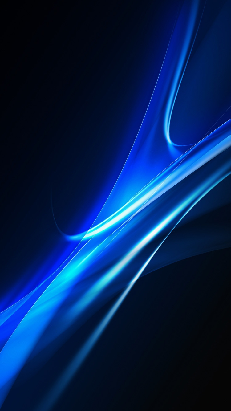 Blue and Black iPhone Background for iPhone 6s Wallpaper ...
