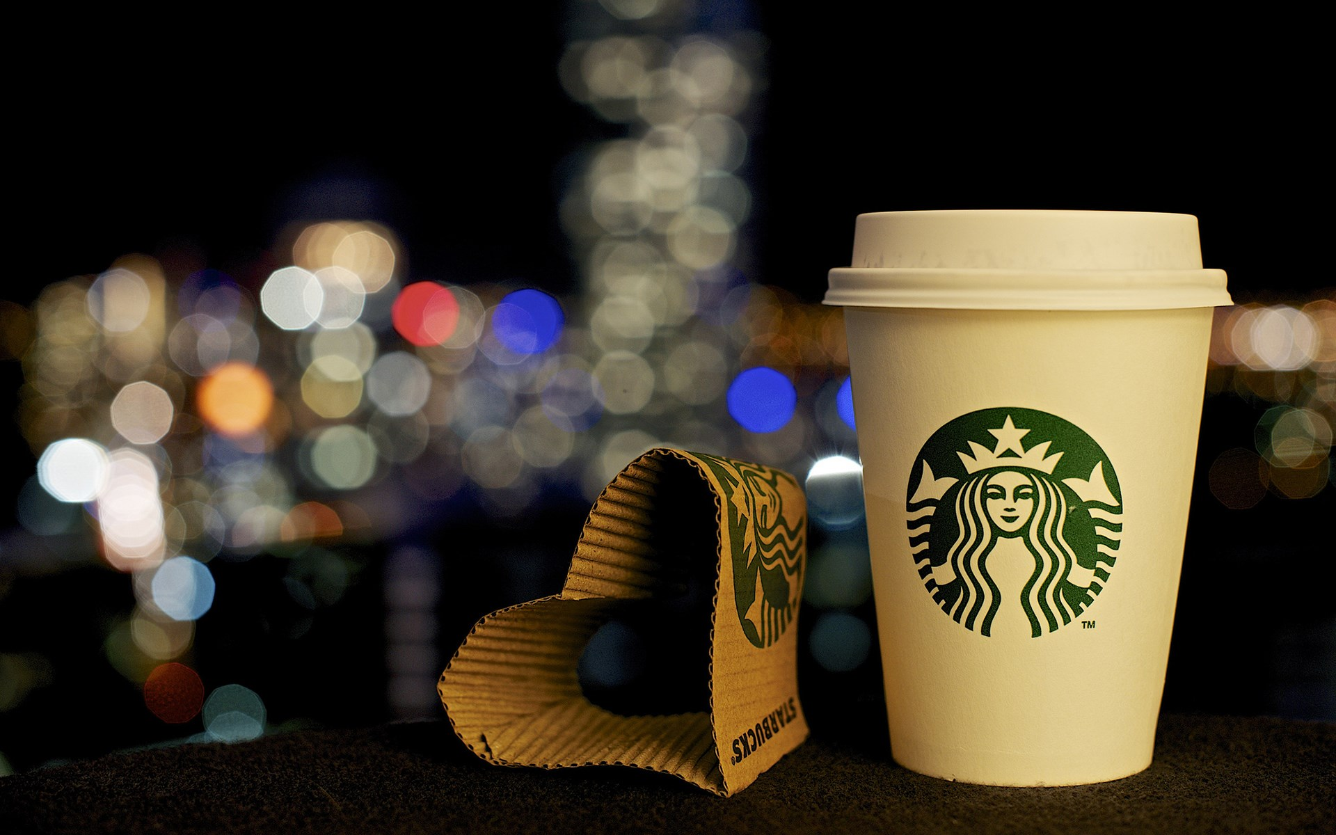 Starbucks Wallpaper in Close Up Cup HD Wallpapers Wallpapers