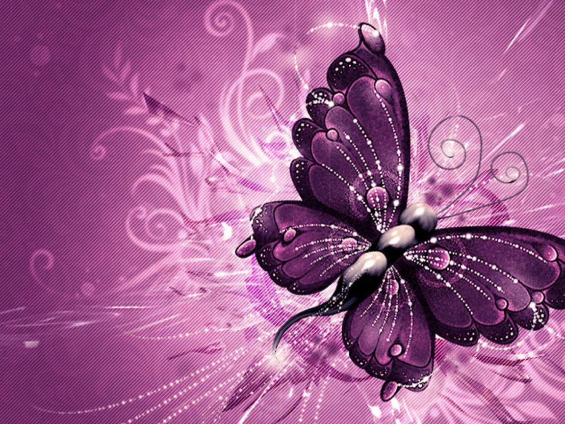 HD Wallpapers with Butterfly Photos Free Download in 3D ...