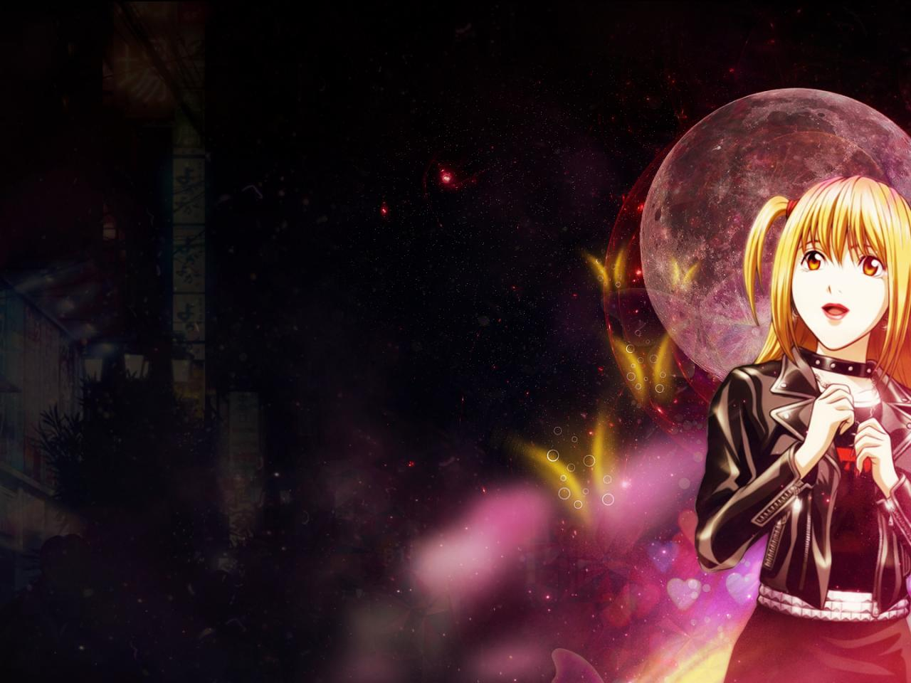 Best anime backgrounds with cartoon girl images misa - Best anime images website ...
