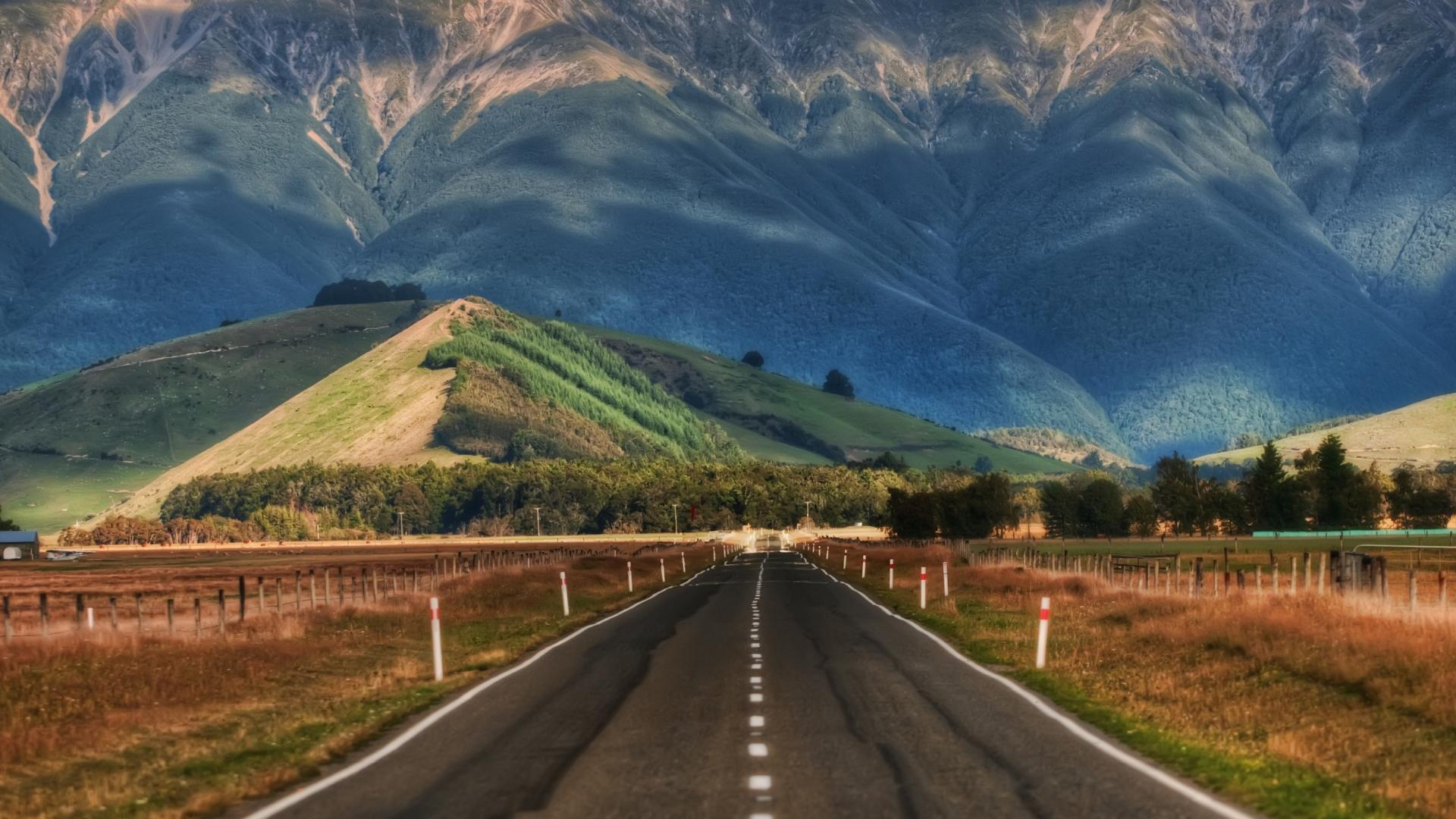 Macbook Pro A1398 Wallpaper With Picture Of Road In New