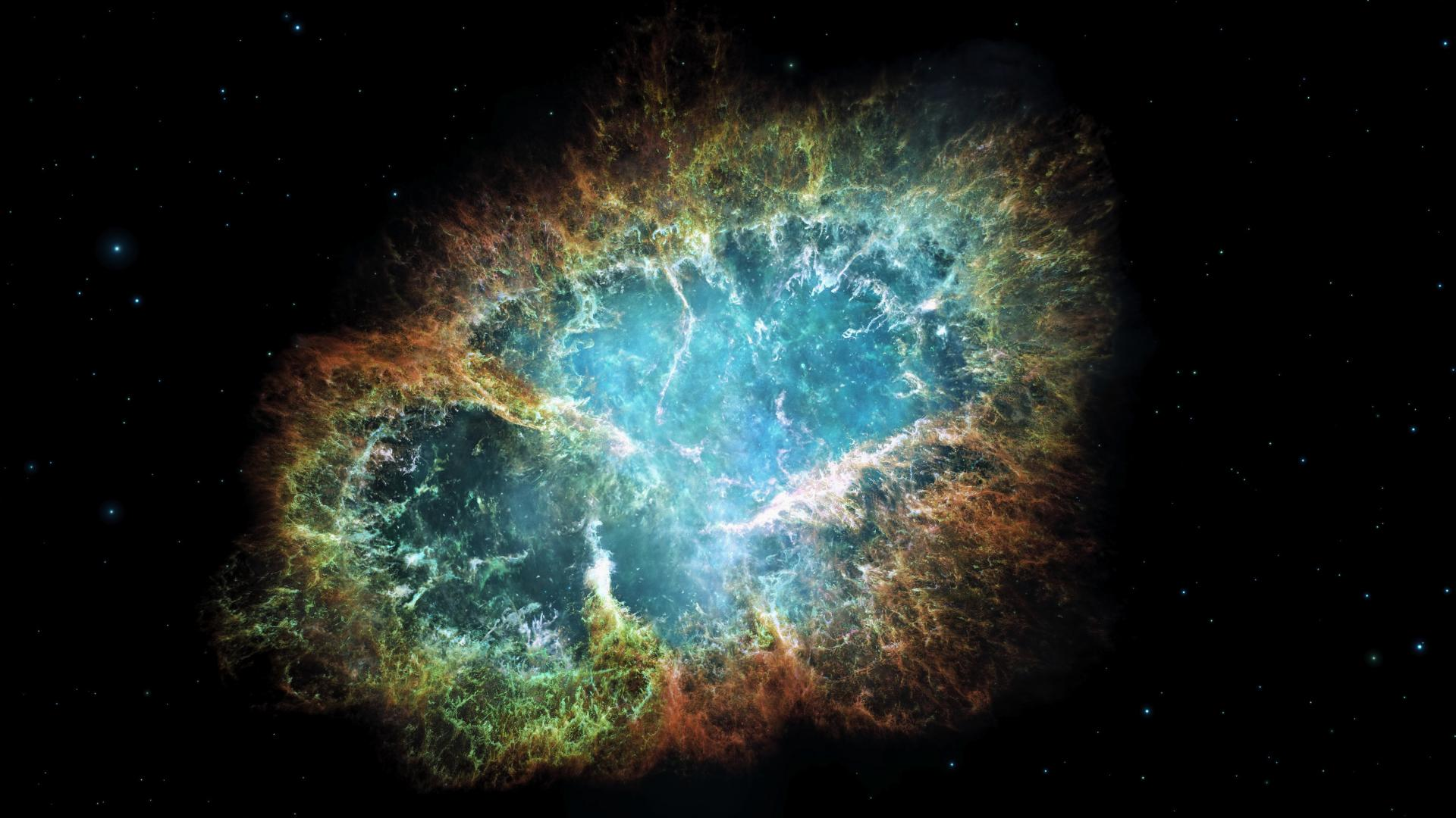 crab nebula 1080p - photo #2