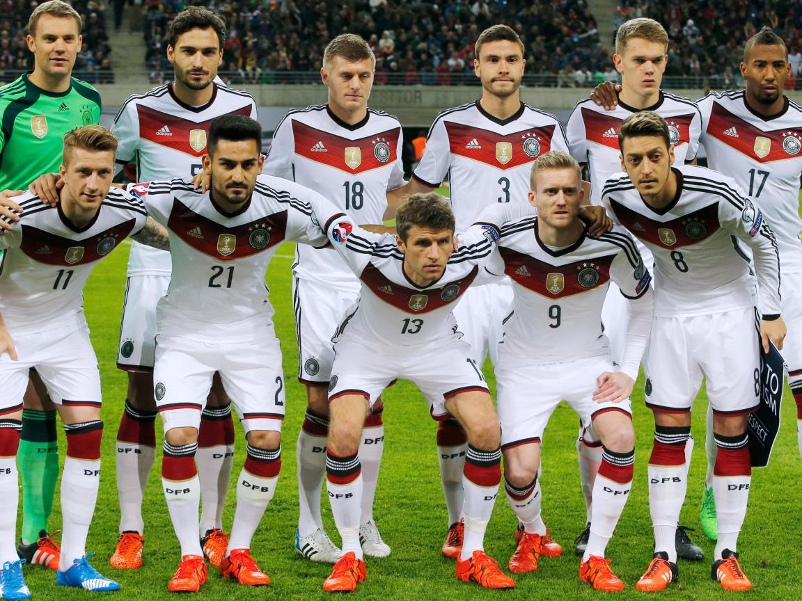 Wallpaper Of Germany National Football Squad 2016 Hd