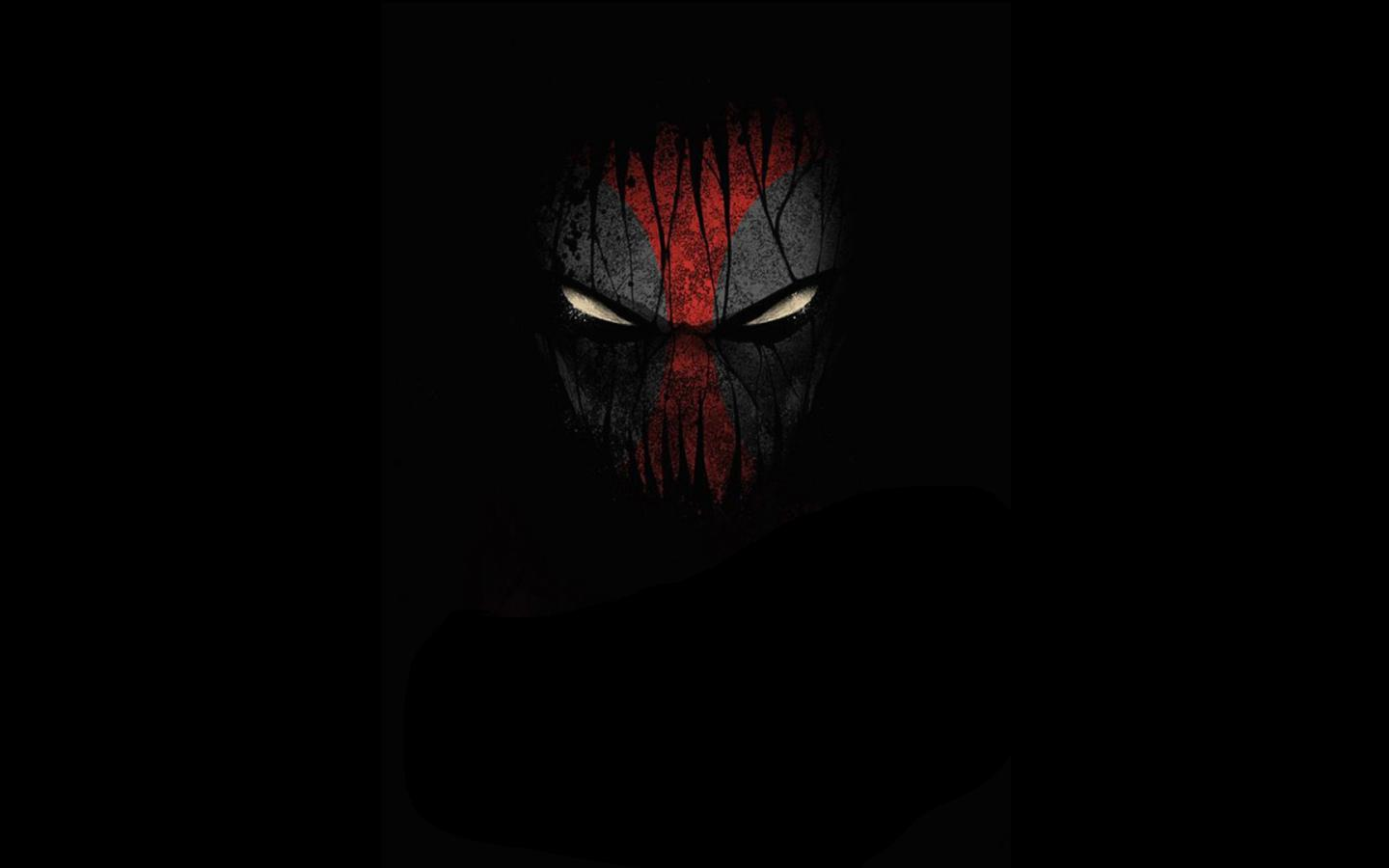 Deadpool In The Dark For Cool Wallpaper 27 Pics Hd
