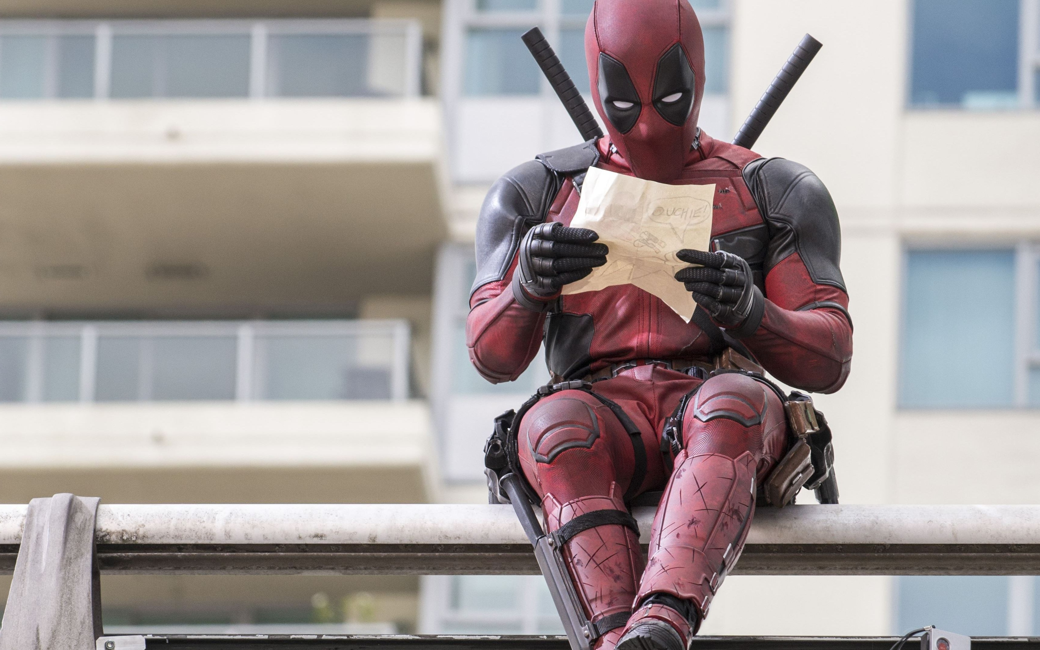 Deadpool Movie Screenshot Wallpaper 27 Pics