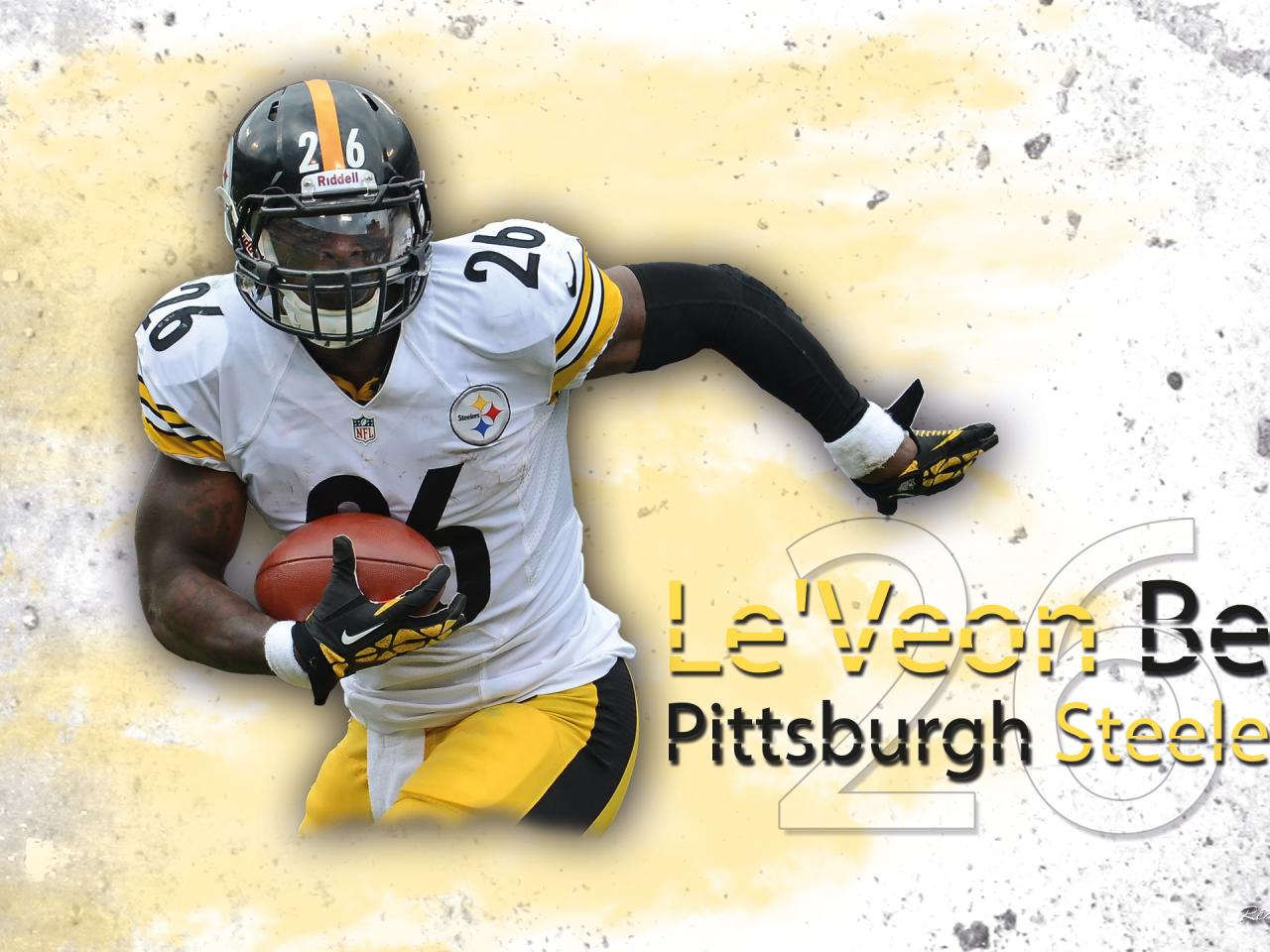 Le Veon Bell Steelers Wallpaper 11 Of 37 Pics Hd