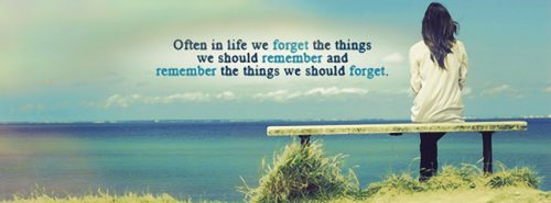 Beautiful Nature Wallpaper with Quotes for Facebook Cover ...