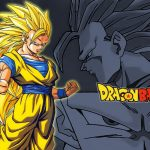 Dragon Ball Z Super Wallpaper - Son Goku in Super Saiyan Level 3