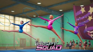 Attachment file for Barbie Spy Squad Wallpaper in High Resolution