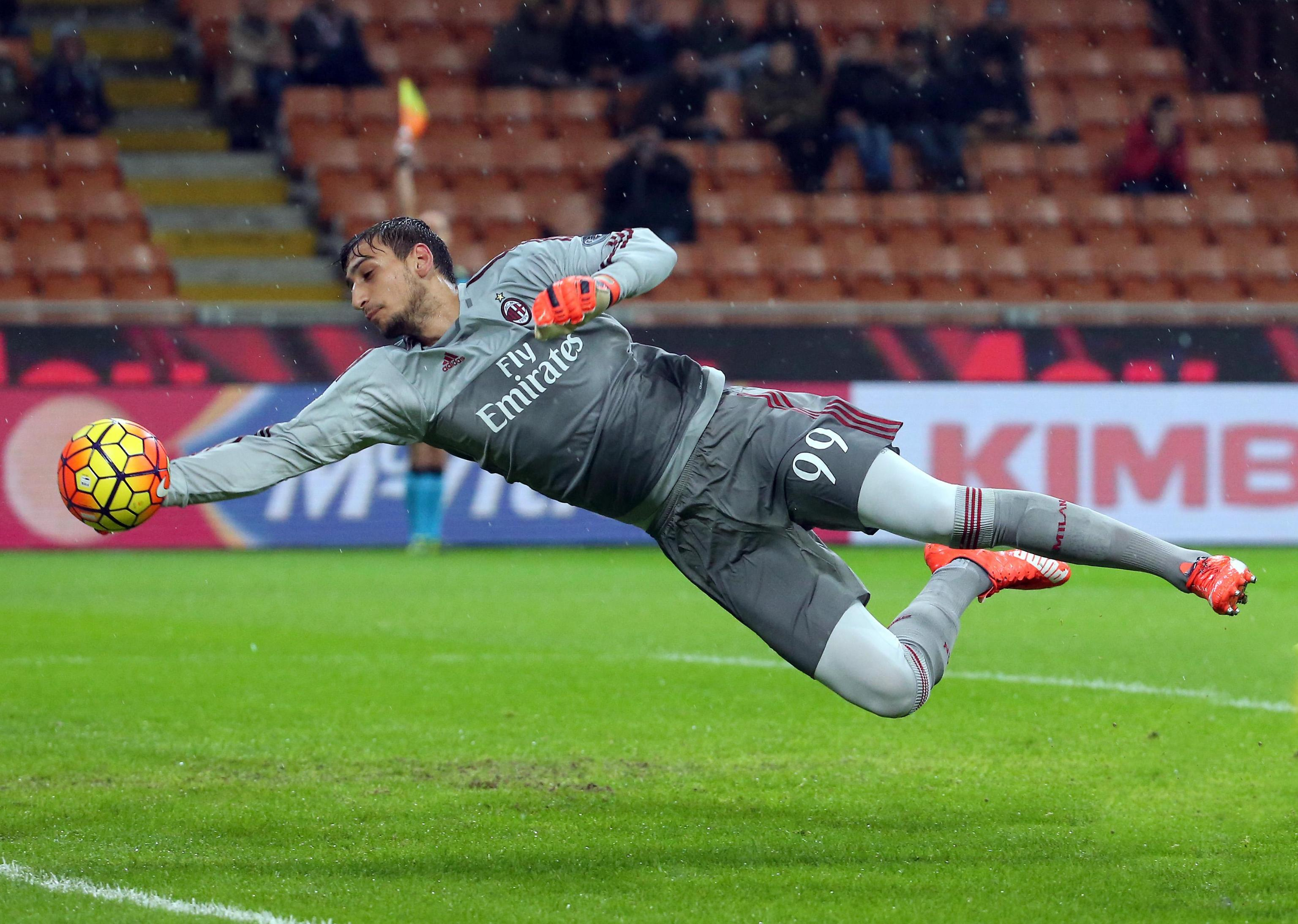 Gianluigi Donnarumma Archives Hd Wallpapers Wallpapers