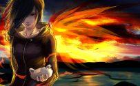 4k Wallpaper Anime - Tokyo Ghoul Kirishima Touka 3840x2160