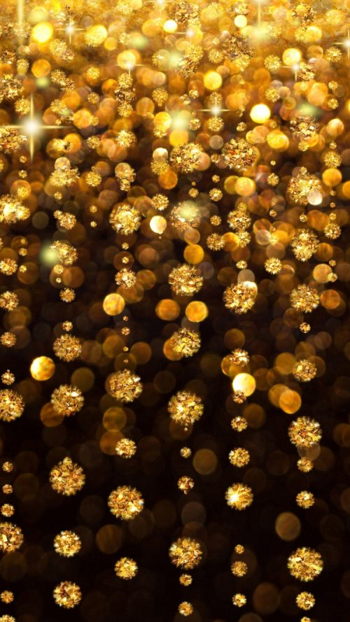 Elegant Gold and Black iPhone Background for iPhone 7 and iPhone 6s