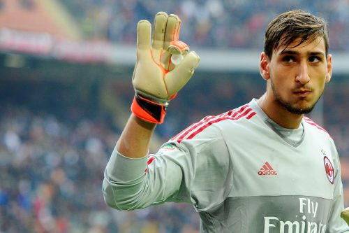 Picture of Young Top Goalkeepers Gianluigi Donnarumma