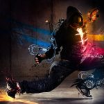 Picture of 20 Best Dance Wallpaper - No 2 Dance Picture - Colorful Lights