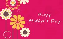Free Artistic Happy Mothers Day Card