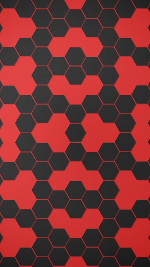 Red and Black Pattern iPhone Background for iPhone 7 and iPhone 6s