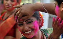 Holi Celebration as India Holidays 2018