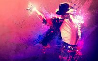 Picture of 20 Best Dance Wallpaper - No 8 Dance Picture -Michael Jackson Painting