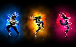 Picture of 20 Best Dance Wallpaper - No 9 Dance Picture - three dancers