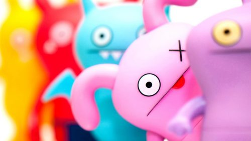 Attachment for 37 Cute Stuff Wallpapers - Colorful Monster