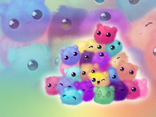 Attachment for 37 Cute Stuff Wallpapers - Funny Knuffelz