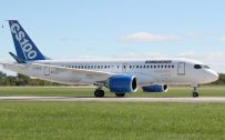 Airplane Images of Bombardier C Series - CS100
