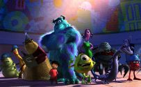 Best Pixar Animated Desktop Backgrounds - Monster Inc Wallpaper