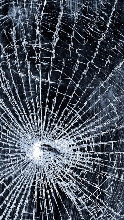 Broken screen wallpaper 8 of 49 - iPhone 7