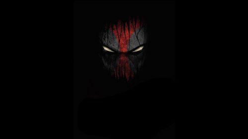 Attachment file of Deadpool in the dark for wallpaper