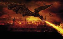 Attachment for Dragon Wallpaper 3 of 23 - Dragon Fire