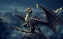 Attachment file for Dragon Wallpaper 8 of 23 - Dragon in Game
