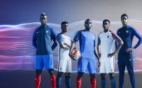 France National Football Kits for Nike Wallpaper