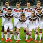 Germany National Football Squad 2016
