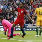 Marcus Rashford England National Squad 2016