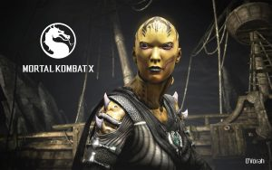 Attachment file for Mortal Kombat X Characters - D'Vorah Wallpaper
