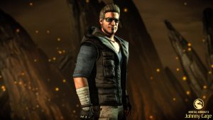 Attachment for Mortal Kombat X Characters - Johny Cage Wallpaper