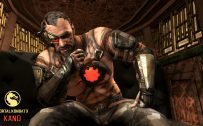 Attachment for Mortal Kombat X Characters - Kano Wallpaper