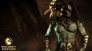 Mortal Kombat X Characters - Kotal Kahn Wallpaper