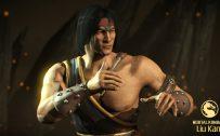 Attachment for Mortal Kombat X Characters - Liu Kang Wallpaper